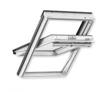 Мансардное окно VELUX Премиум GGL 2066 ручка сверху 78х118 см