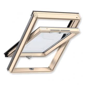 Мансардное окно VELUX Оптима GZR 3050B ручка снизу 78х118 см