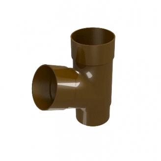 Тройник трубы Regenau 67,5 градусов 100 мм