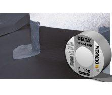 Покрівельна стрічка Dorken DELTA-FLEXX-BAND F 100