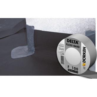 Кровельная лента Dorken DELTA-FLEXX-BAND F 100