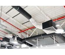 Монтаж системи вентиляції