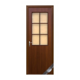 Двери межкомнатные Новый Стиль КОЛОРИ В 600х2000 мм орех