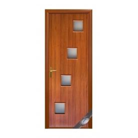 Двери межкомнатные Новый Стиль КВАДРА Ронда 600х2000 мм орех