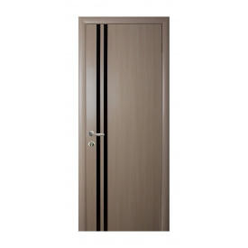 Двери межкомнатные Новый Стиль КВАДРА Агата 600х2000 мм беленый дуб