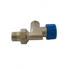Клапан термостатичний Schlosser DN 15 GZ 1/2 GW 1/2 аксіальний