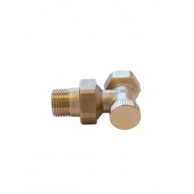 Клапан зворотного потоку Schlosser DN 15 GZ 1/2 GW кутовий 1/2