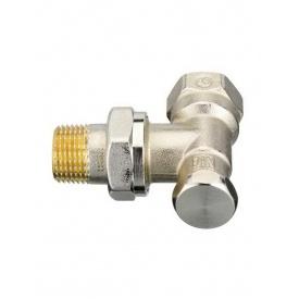 Кутовий клапан Danfoss RLV-S-15 Ду15 нікель 003L0123