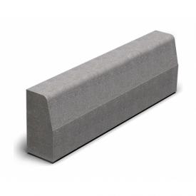 Бордюр дорожный Vivat 15 см серый
