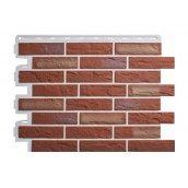 Фасадна панель Альта-Профіль Цегла Ризька 02 795х591х20 мм