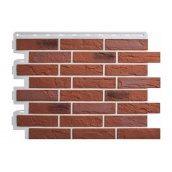 Фасадна панель Альта-Профіль Цегла Ризька 04 795х591х20 мм