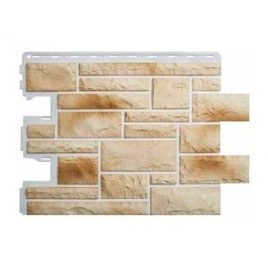 Фасадна панель Альта-Профіль Камінь Празький 04 795х591х20 мм