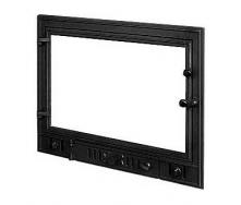 Дверца для камина KAWMET W3 с прямым стеклом 700х540 мм