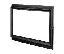Дверца для камина KAWMET W8 с прямым стеклом 790х640 мм