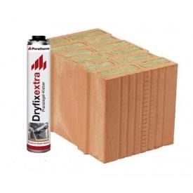 Керамічний блок Porotherm 38 T Dryfix 380х248х249 мм