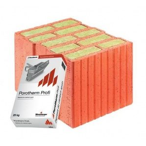 Керамічний блок Porotherm 30 T Profi 300х248х249 мм