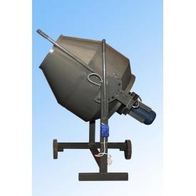 Бетономешалка гравитационная БМ-250 выгруз на две стороны