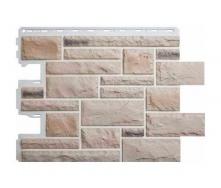 Фасадна панель Альта-Профіль Камінь Празький 795х591х20 мм колір 01