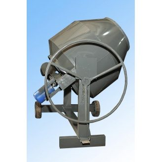 Бетономішалка гравітаційна БМУ-250 посилена модель