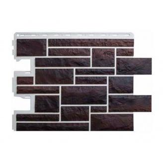 Фасадна панель Альта-Профіль Камінь Празький 795х591х20 мм колір 05