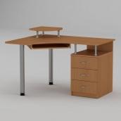 Компьютерный стол Компанит СУ-2 1200х1000х736 мм бук