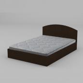 Ліжко Компанит 140 1444х750х2042 мм венге
