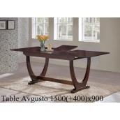 Обідній стіл ONDER MEBLI Augusto горіх