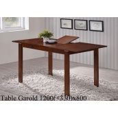Обеденный стол ONDER MEBLI Garold шоколад