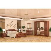 Спальня Мебель-Сервис Милано 5Д вишня