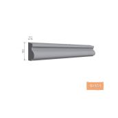 Цоколь элемент Тимис 110х70 мм из армированого пенопласта арт 00434