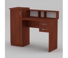 Письменный стол Компанит Пи-Пи-1 1175х550х736 мм яблоня