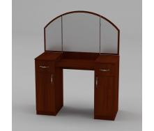 Туалетный столик Компанит Трюмо-4 1010х1300х420 мм яблоко