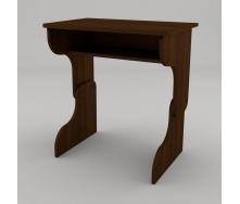 Письмовий стіл Компанит Малюк 660х430х511 мм горіх