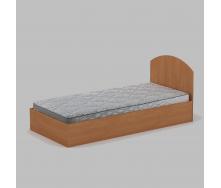 Кровать Компанит 90 944х700х2024 мм ольха