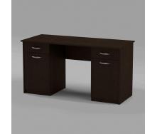 Письменный стол Компанит Учитель-2 1400х600х736 мм венге