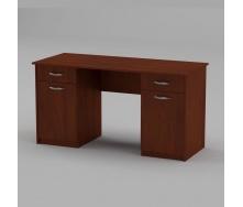 Письмовий стіл Компанит Вчитель-2 1400х600х736 мм яблуня