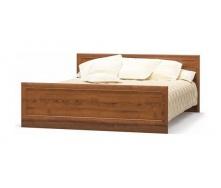 Кровать двуспальная Мебель-Сервис Даллас 1800х2045х795 мм вишня