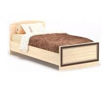 Ліжко Мебель-Сервіс Дісней Ламель 90 976х2064х755 мм дуб світлий