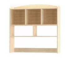 Надставка для стола Мебель-Сервис Дисней 1100х296х1100 мм дуб светлый