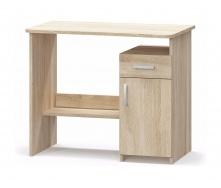 Письменный стол Мебель-Сервис Ровесник 738х890х550 мм дуб самоа