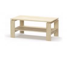 Стол журнальный Мебель-Сервис Кинг 530х1070х592 мм дуб самоа