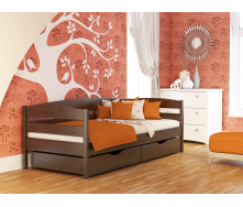 Кровать Эстелла Нота Плюс 101 80x190 см массив