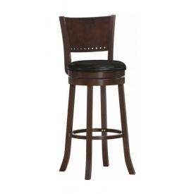 Барный стул ONDER MEBLI 9292 760(1130)x420х430 мм венге