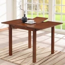 Обеденный стол ONDER MEBLI Umut 80 шоколад
