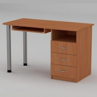Компьютерный стол Компанит СКМ-9 1200х600х736 мм ольха