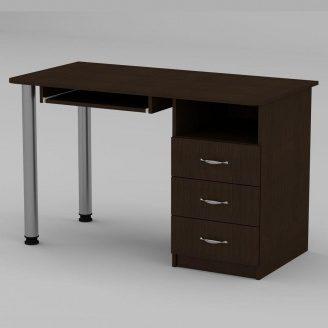 Компьютерный стол Компанит СКМ-9 1200х600х736 мм орех