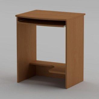 Компьютерный стол Компанит СКМ-13 604х500х736 мм бук