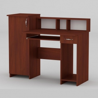 Компьютерный стол Компанит Пи-Пи-2 1175х600х736 мм яблоня