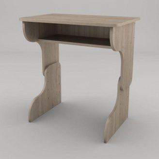 Письменный стол Компанит Малыш 660х430х511 мм дуб сонома