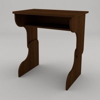 Письменный стол Компанит Малыш 660х430х511 мм орех